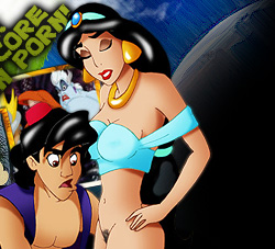 Hot Disney Cartoons