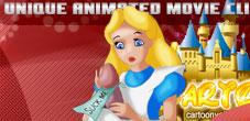 Walt Disney XXX Cartoons
