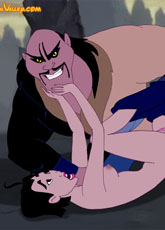 Hot Mulan Raped