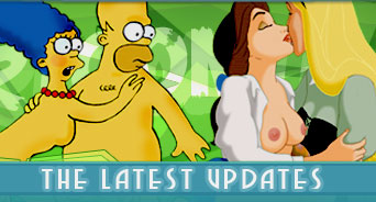 Simpsons Cartoons Naked