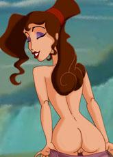 Sexy Meg's Ass