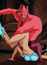 Jasmine raper by Genie