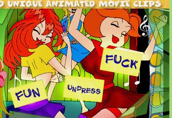 Adult Cartoons Lesbians