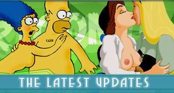 Adult Porn Cartoons