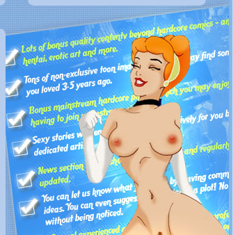 Cinderella Porn Toon