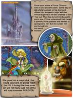 Beauty and the Beast xxx comics