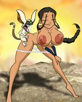 Sexy Katara gets fucked