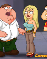 Family Guy Hentai Cartoon Sex