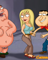 Family Guy Porn Toons