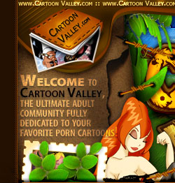 Hot Cartoon Valley Famous Toons