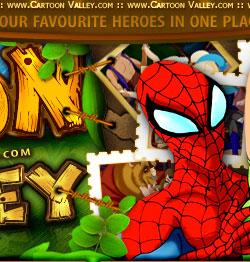 Horny Spiderman