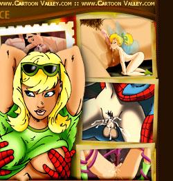 Hot Gwen