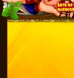 Cartoon Valley Famous Toons Comics