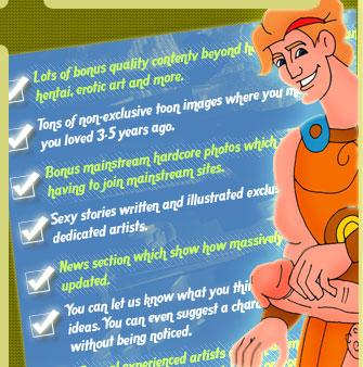 Hercules Sex Drawings