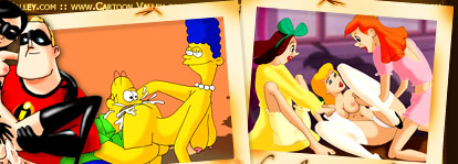 Disney Cartoons Naked