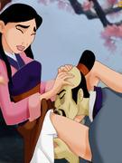 Mulan sex cartoons