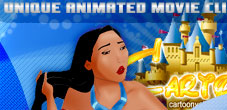 Pocahontas  Adult Cartoonss