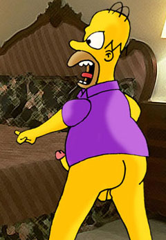 Horny Homer