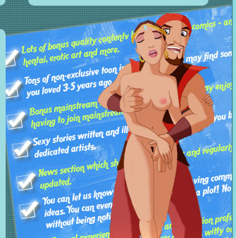 Sinbad Cartoons for Adults