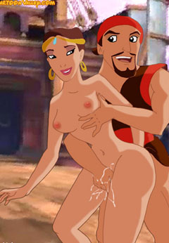 Hot Sinbad and naked Marina